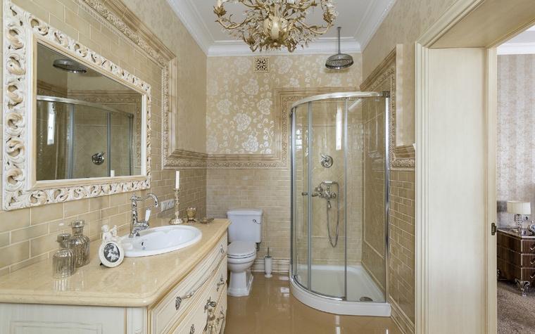 интерьер ванной - фото № 54341