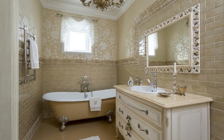 интерьер ванной - фото № 54342