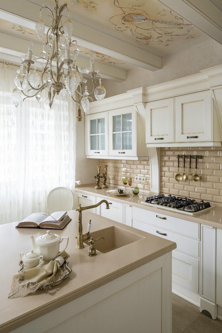 интерьер кухни - фото № 54328