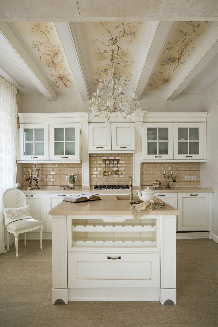 интерьер кухни - фото № 54329