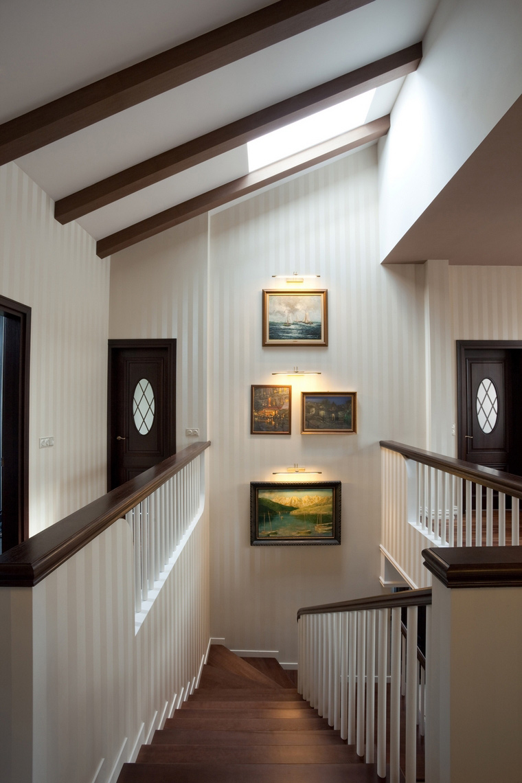 интерьер холла - фото № 54415