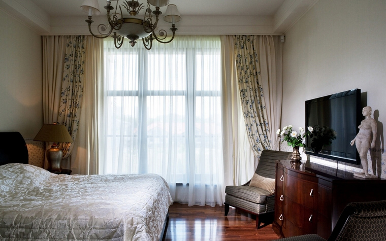 интерьер гостевой - фото № 54403