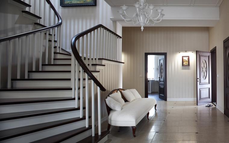 интерьер холла - фото № 54412