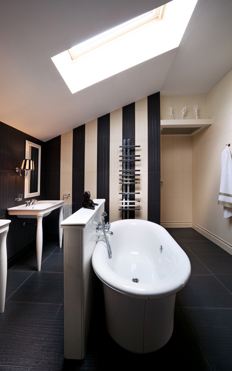 интерьер ванной - фото № 54405