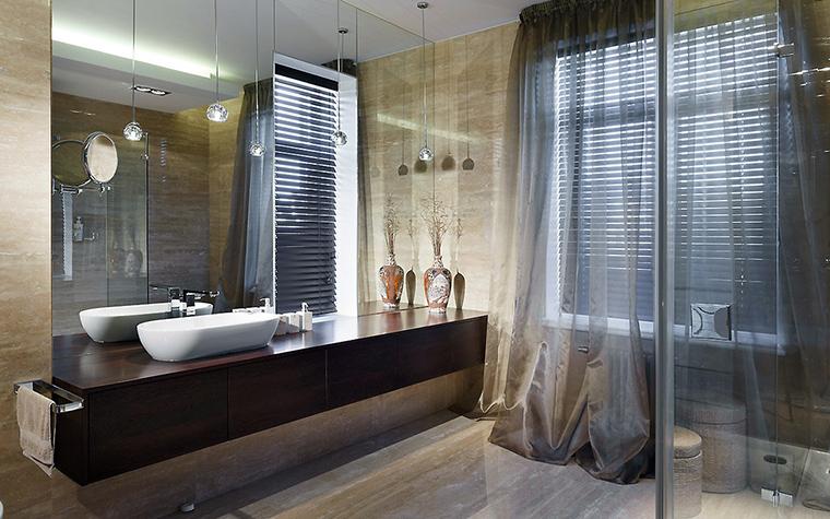 интерьер ванной - фото № 54661
