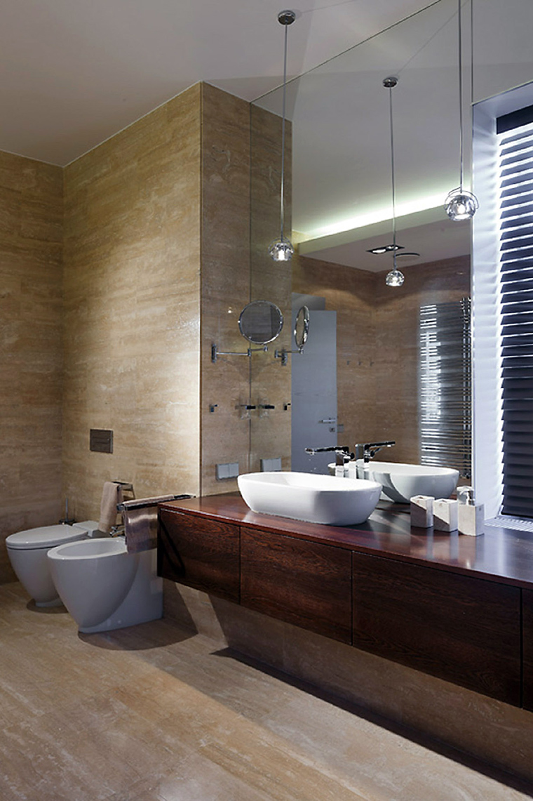 интерьер ванной - фото № 54662