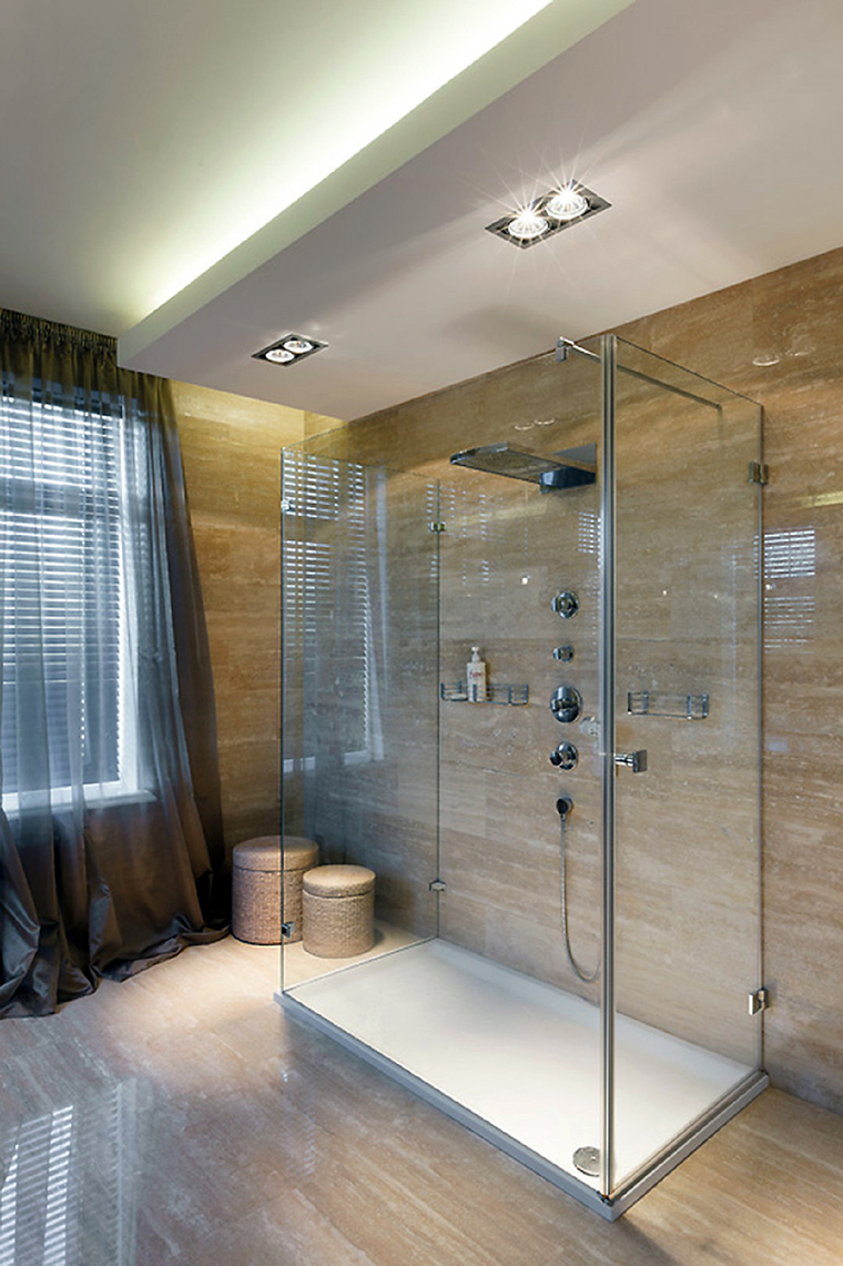 интерьер ванной - фото № 54663