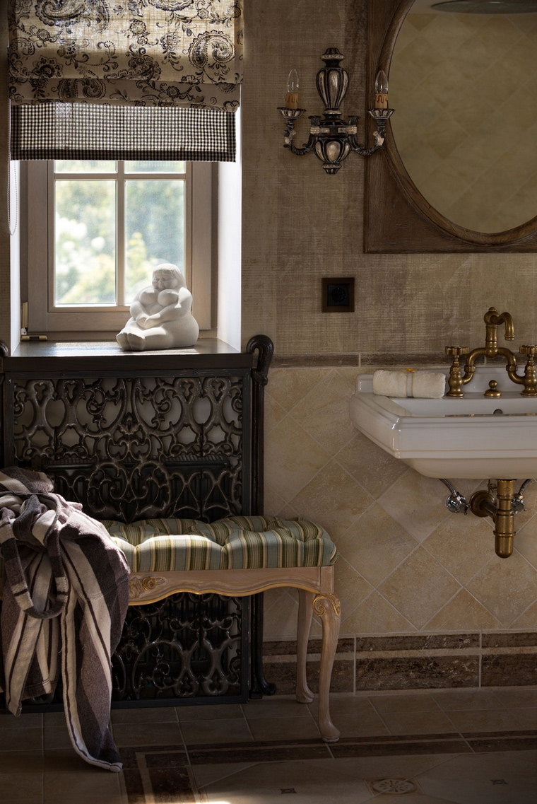 интерьер ванной - фото № 54871