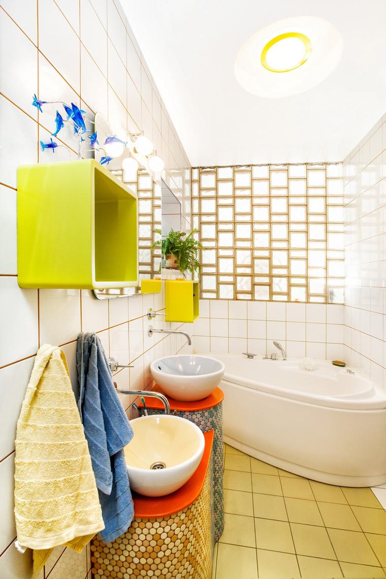 интерьер ванной - фото № 55422