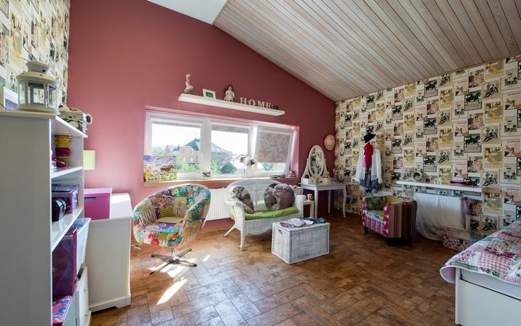 интерьер детской - фото № 55421