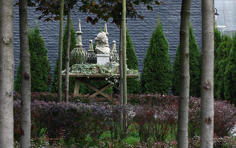 Фото № 55430 сады  Загородный дом