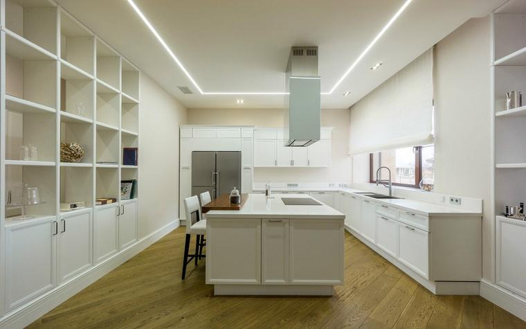 интерьер кухни - фото № 55718