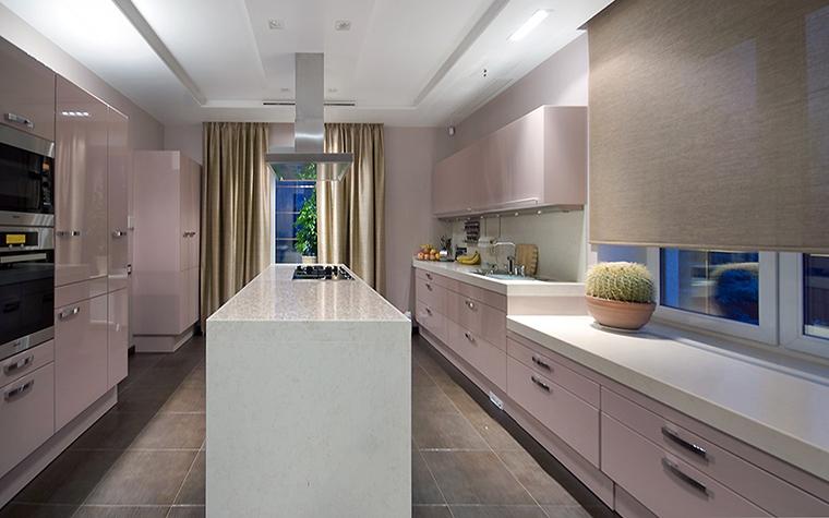 Фото № 55760 кухня  Загородный дом
