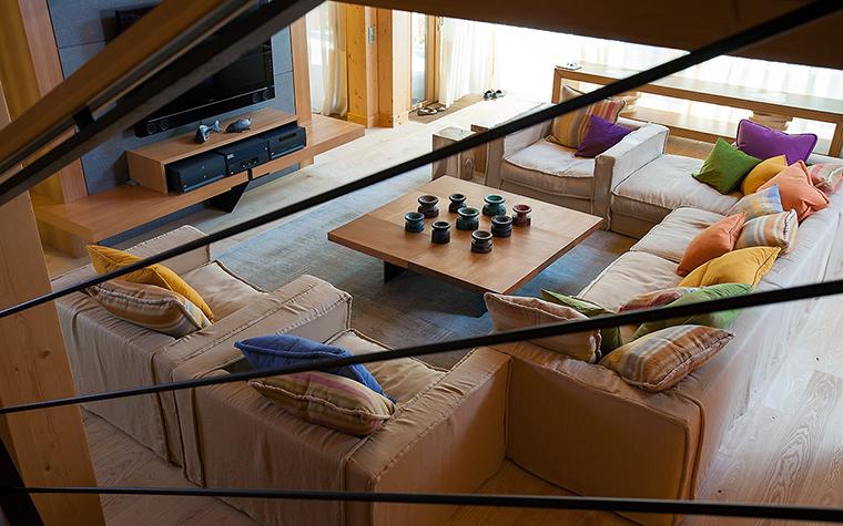 интерьер гостиной - фото № 55807