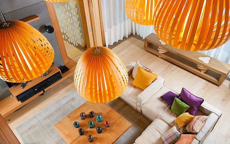 интерьер гостиной - фото № 55804