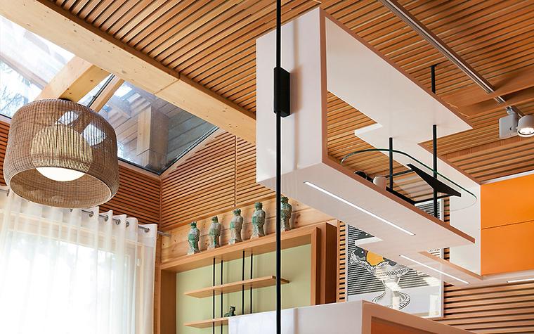 Загородный дом. кухня из проекта , фото №55811