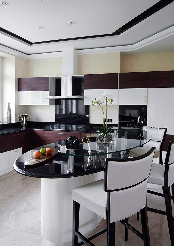 интерьер кухни - фото № 56009