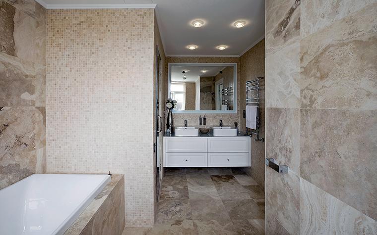 интерьер ванной - фото № 56019