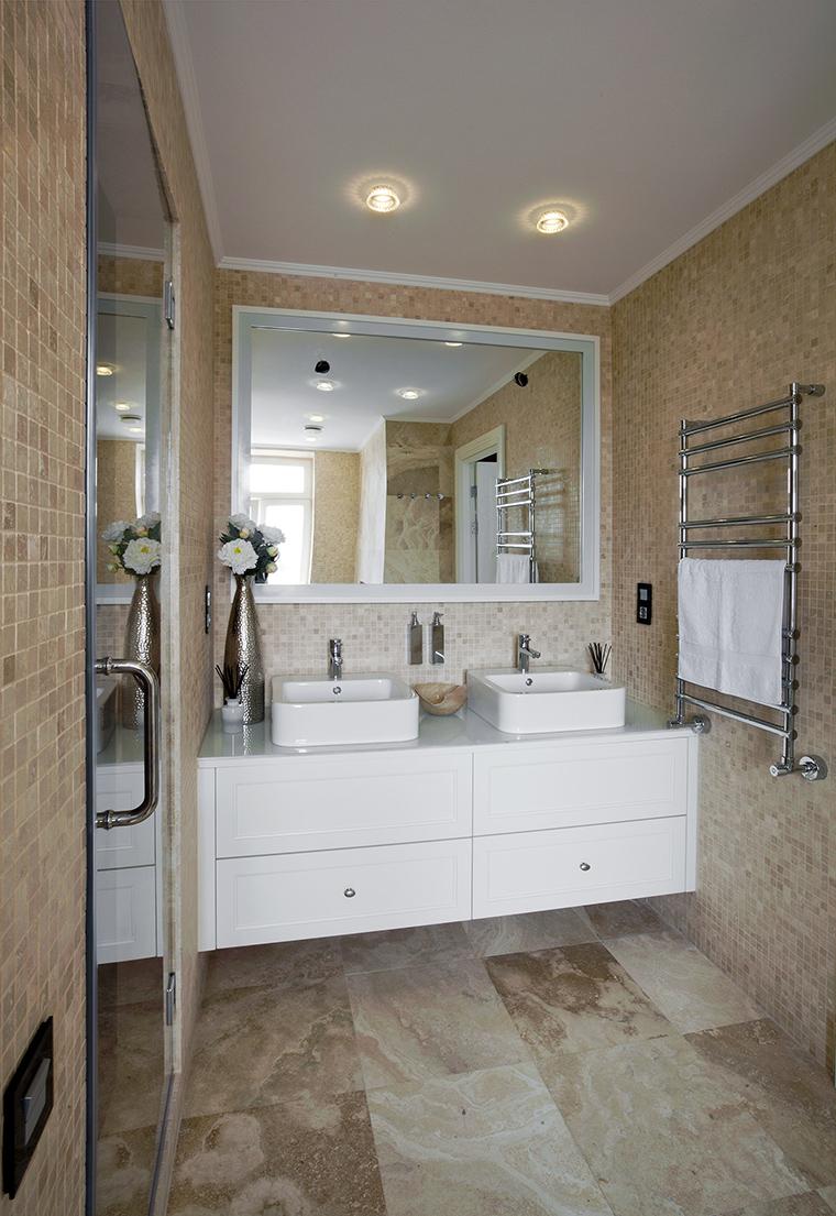 интерьер ванной - фото № 56020