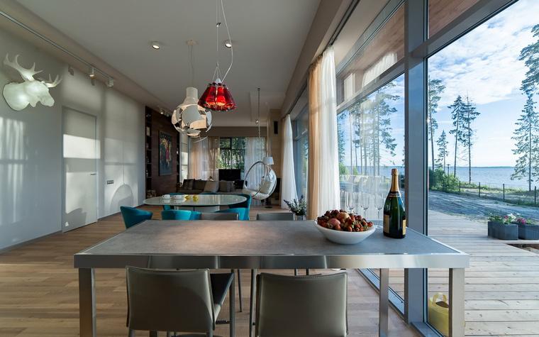 Загородный дом. кухня из проекта , фото №56130