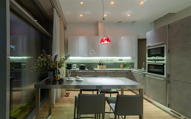 Загородный дом. кухня из проекта , фото №56131