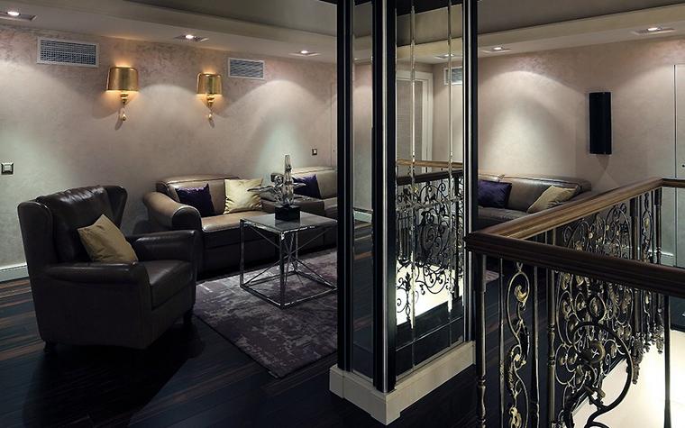 интерьер гостиной - фото № 56160