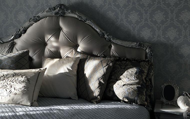 интерьер спальни - фото № 56172