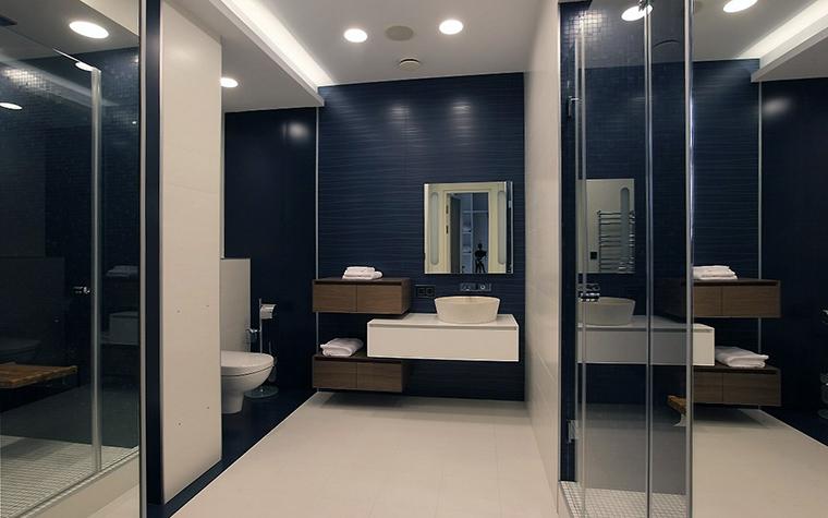 Фото № 56176 ванная  Загородный дом