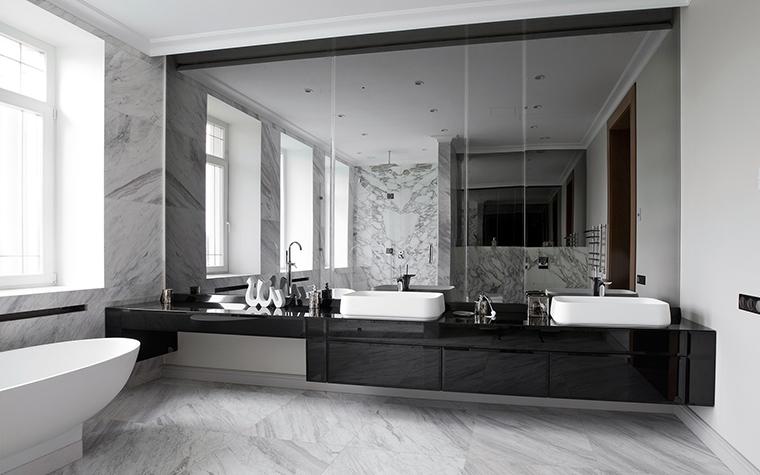 Фото № 56247 ванная  Загородный дом