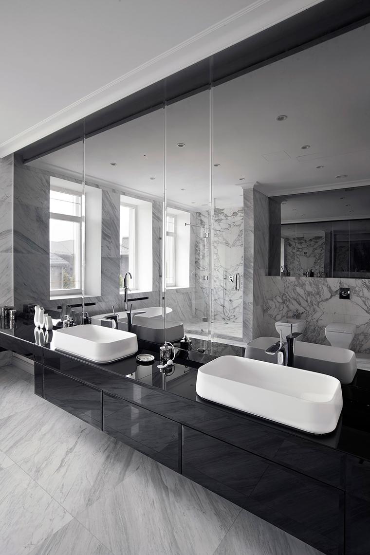 Фото № 56248 ванная  Загородный дом