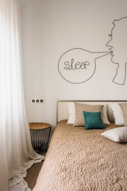 интерьер спальни - фото № 56514