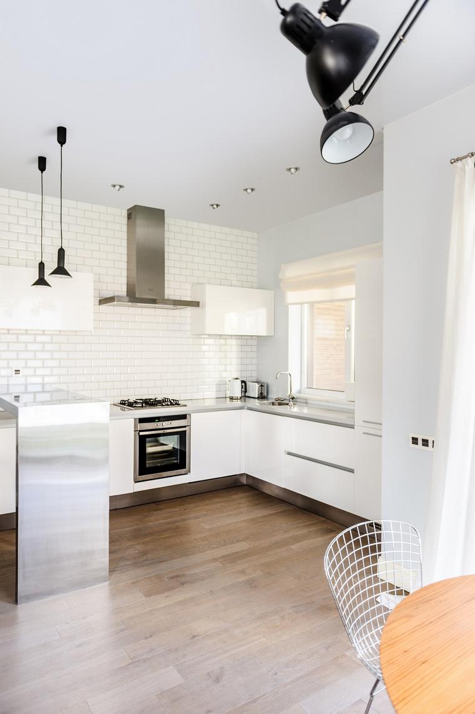 Фото № 56510 кухня  Загородный дом