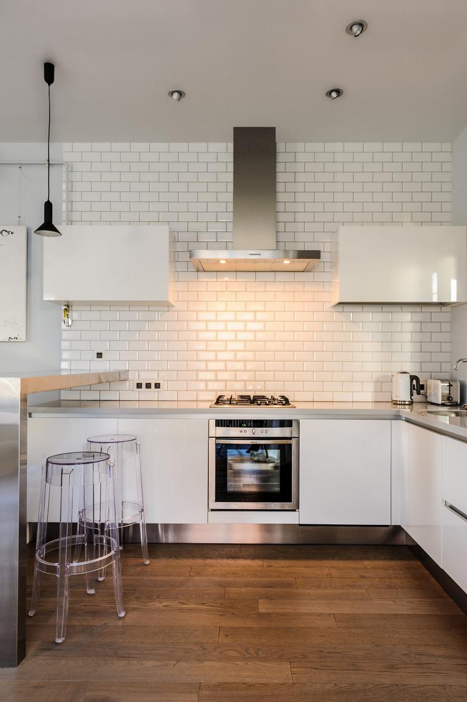 Фото № 56509 кухня  Загородный дом