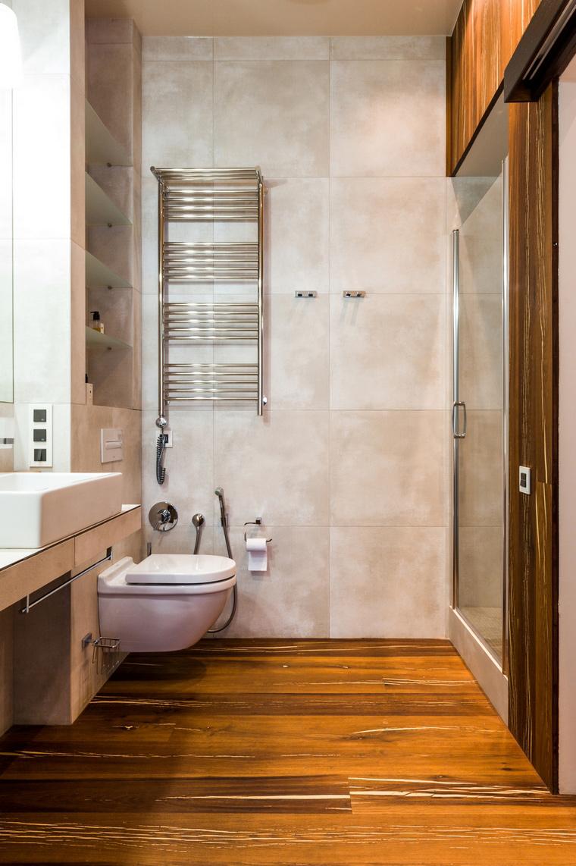 Фото № 56511 ванная  Загородный дом