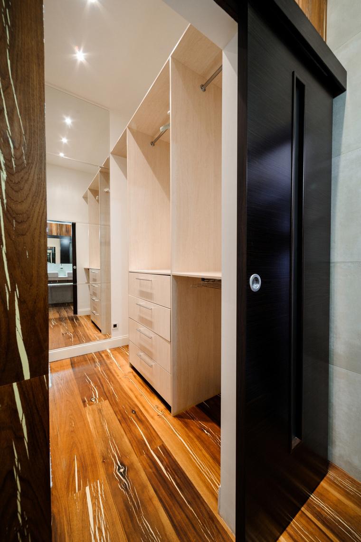интерьер гардеробной - фото № 56516