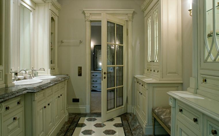 Фото № 56764 ванная  Загородный дом