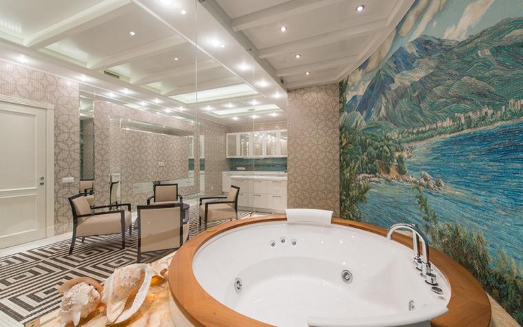Фото № 56776 ванная  Загородный дом