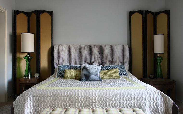 Фото № 56874 спальня  Загородный дом