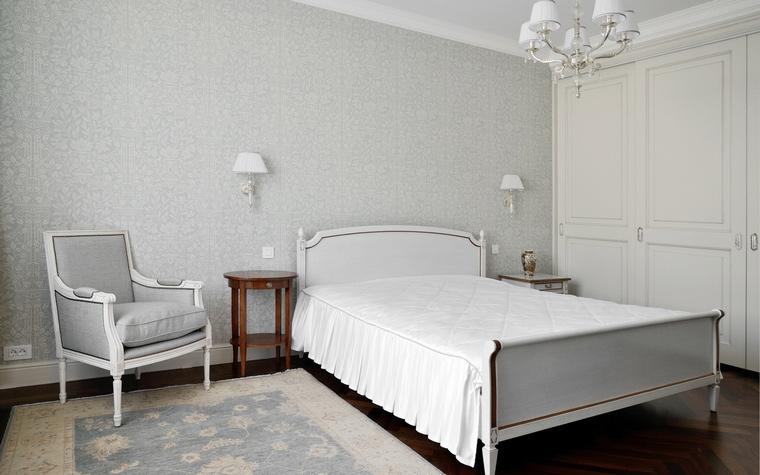 Фото № 57071 спальня  Загородный дом