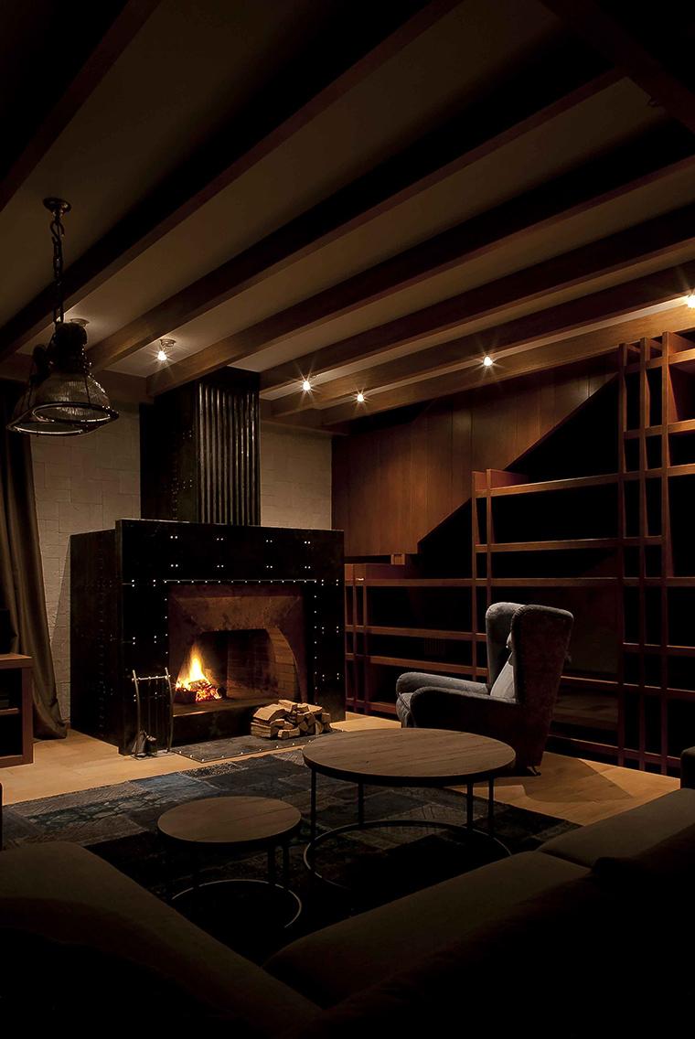 Фото № 57106 гостиная  Загородный дом