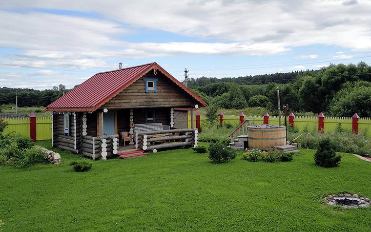Фото № 57181 баня сауна  Загородный дом