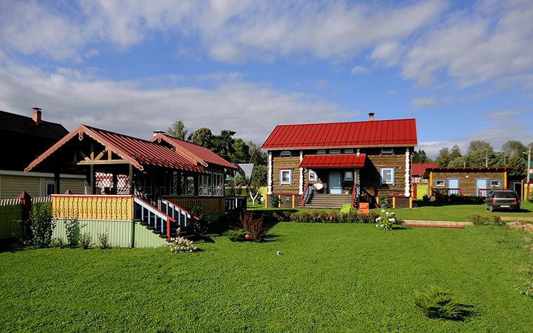 Фото № 57174 фасад  Загородный дом