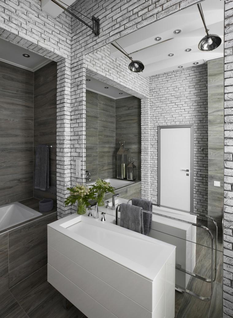 Фото № 57206 ванная  Загородный дом