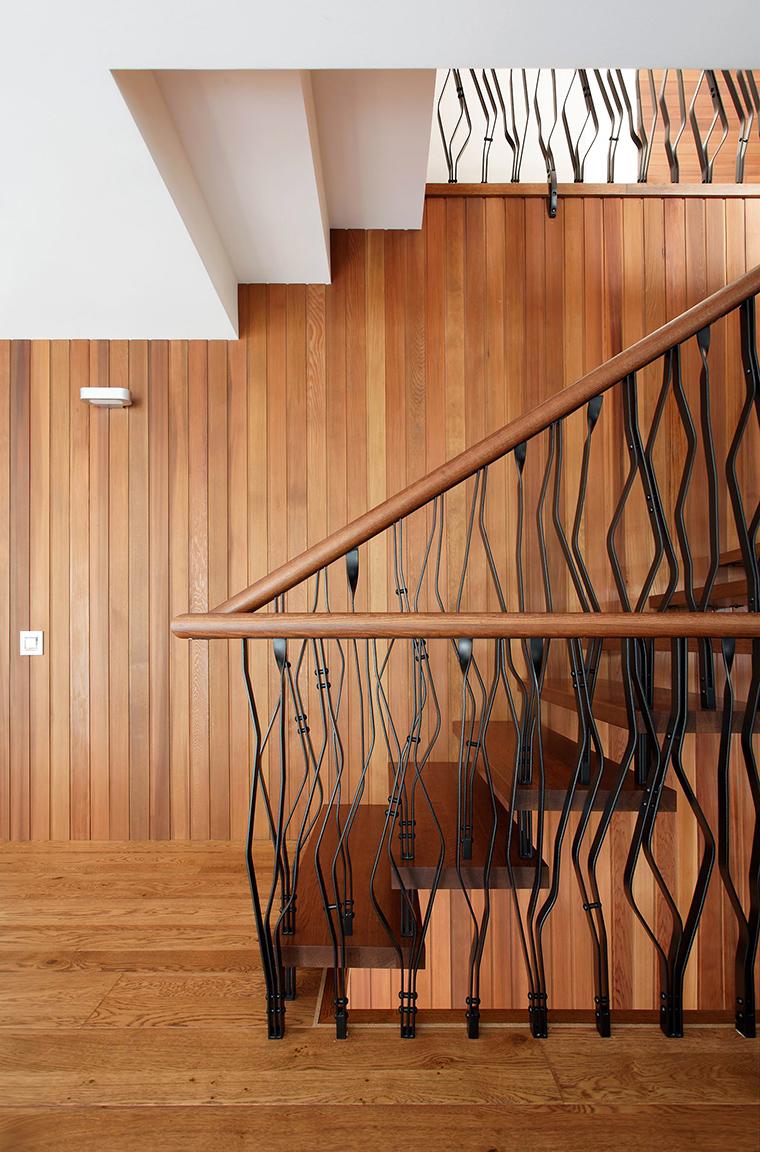 Загородный дом. холл из проекта , фото №57356