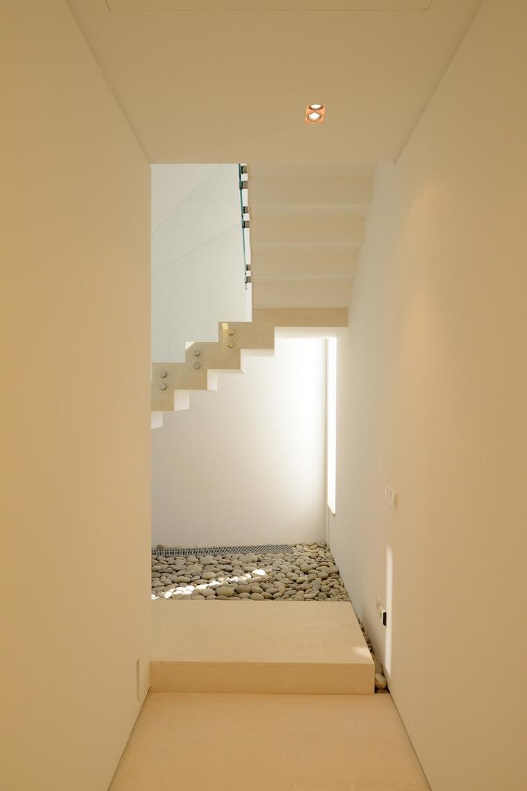 Загородный дом. холл из проекта , фото №57577