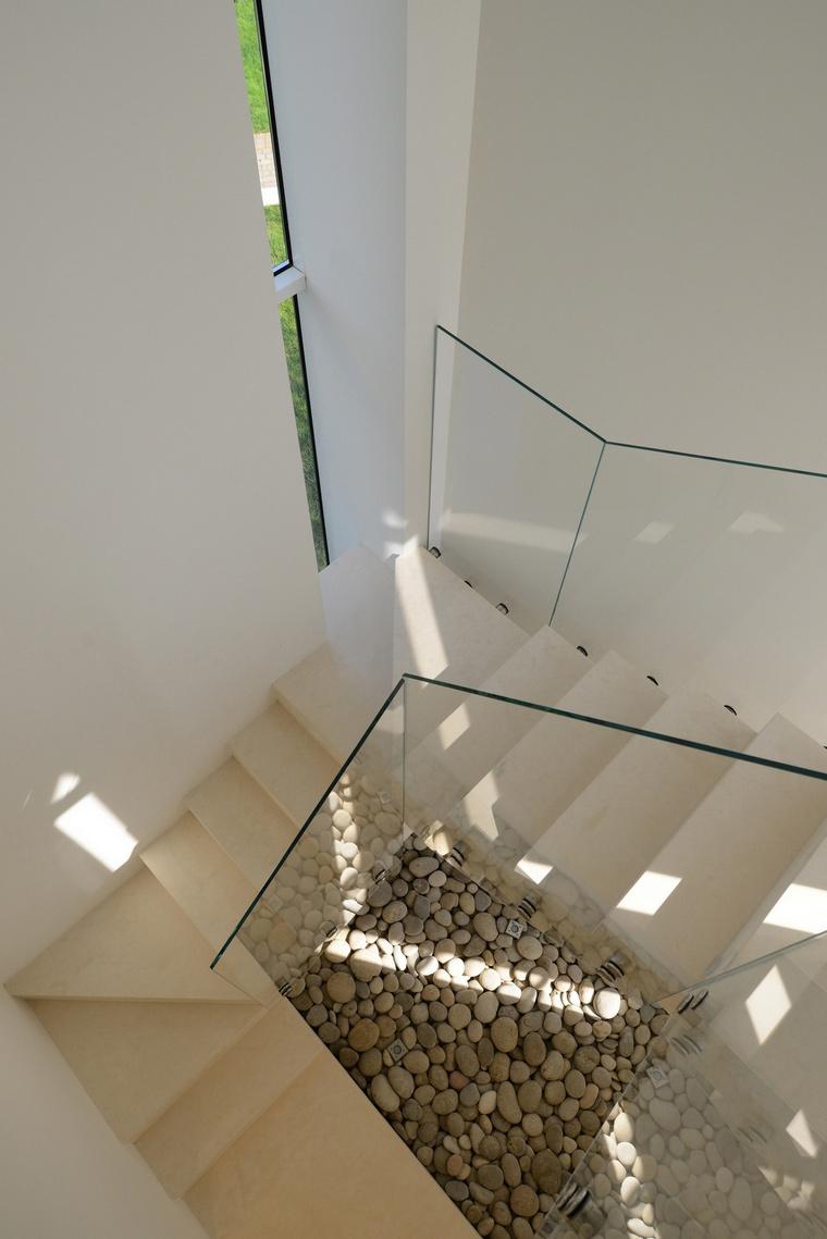 Загородный дом. холл из проекта , фото №57579