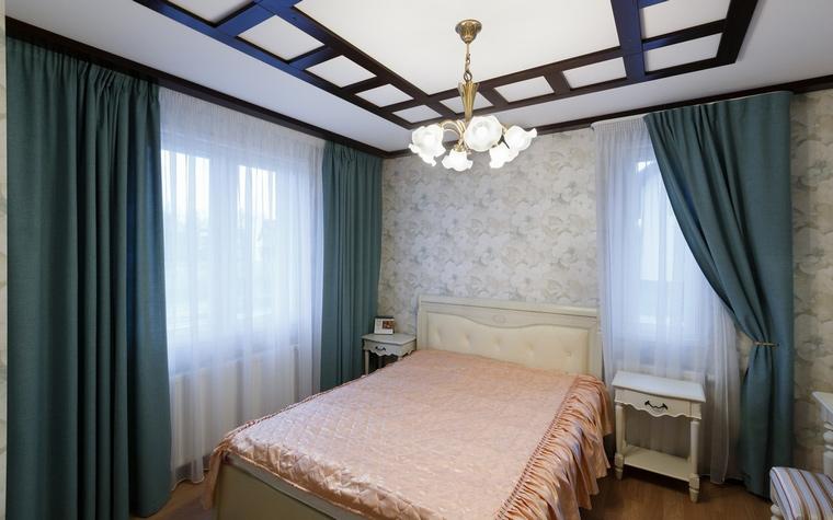 Фото № 57918 спальня  Загородный дом