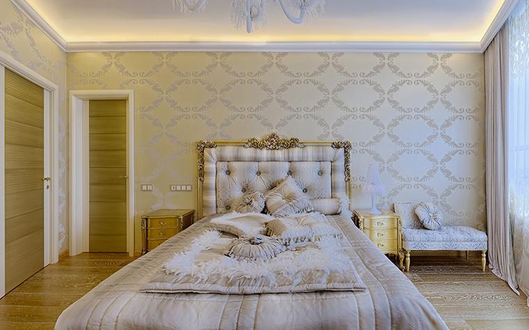 интерьер спальни - фото № 57899