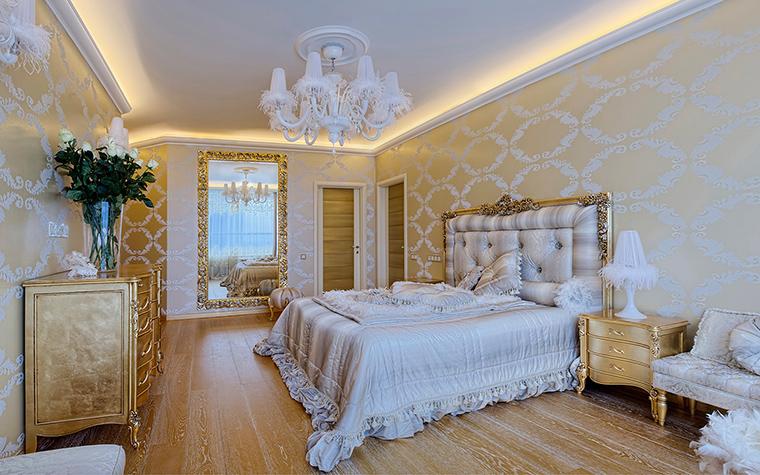 интерьер спальни - фото № 57900