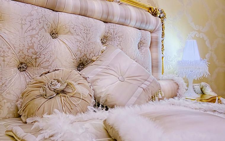 Фото № 57902 спальня  Загородный дом